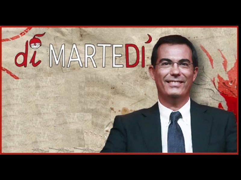 Giuseppe Arbia di CoVstat_IT a diMartedì [video]
